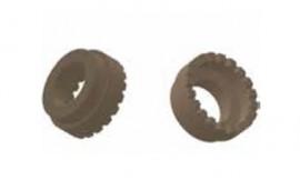 Céramique pour douille taraudée et goujon lisse normalisée