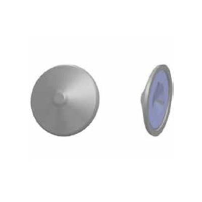 Clip + protection plastique pour aiguille d'isolation non normalisé